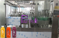 High Speed Juice Filling Machine Aseptic Beverage Water Bottling Equipment 4.2Kw