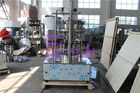 Auto Beer Filler Machine Stainless Steel 304 , 12 heads Balanced Pressure Beer Filling Machine