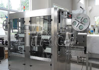 Two / Double Head PVC PET / Plastic Bottle Sleeve Shrink Labeling / Labeler Machine / Equipment / Plant / System