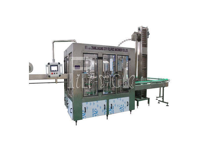 500ml / 1L / 2L PET Drinking Water 3 In 1 Monoblock Producing Equipment / Plant / Machine / System / Line